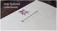 Premium Letterhead Printing Services - Premium Letter Heads