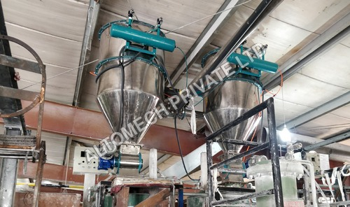 Pneumatic Conveying System for Food industries