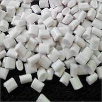 White PC Granules