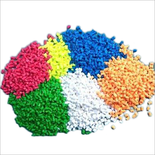 PBT Multi Color Granules