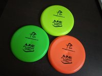 APG Flying Disc (Frisbee) - Unbreakable, Durable and Light Weight for Sports (Color May Vary)