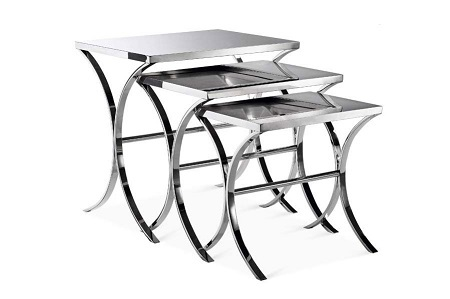 Stainless Steel Furniture For Hotels For Modern Hotel