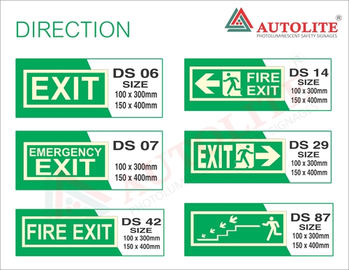 Direction Signages