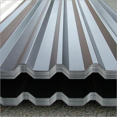 Stainless Steel Decking Sheet