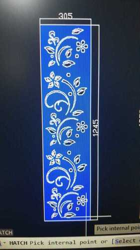 cnc laser cutting screens designs
