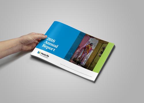 Premium Annual Report Printing Service