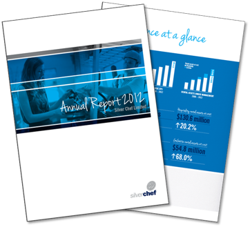 Layout Annual Reports Printing Services