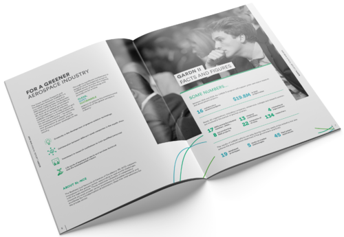 Blue Annual Reports Printing Services