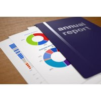 Binder Annual Reports Printing Services