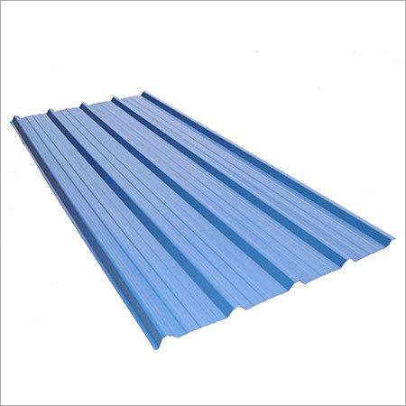 Blue Roofing Sheet