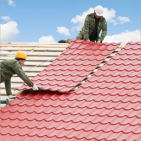 Cladding of  Roofing Sheet