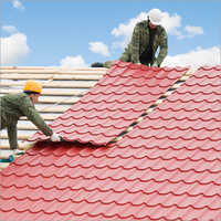 Red Roofing Sheet