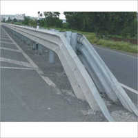 Thrie Beam Guardrail