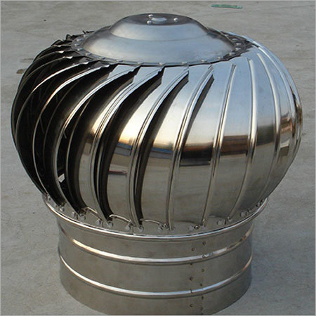 Stainless Steel Turbo Ventilator