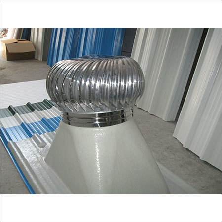 Aluminum Turbo Ventilator