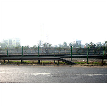 W BEAM Road Barriers