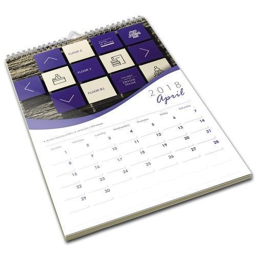 Wall Calendars Printing Services