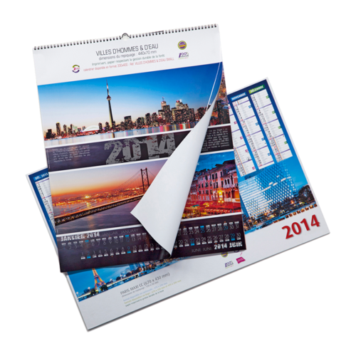 Hanging Calendar Printing Service