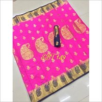 Kanchivaram Rich Pallu Design  Sarees