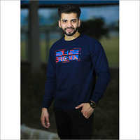 Mens Round Neck Full Sleeve Sweatshirt