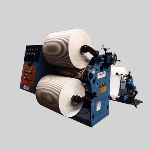 Center Shaft Heavy Duty Slitter Machine