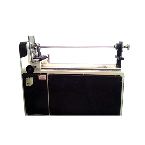 Masking Tape Rewinder Slicer Machine