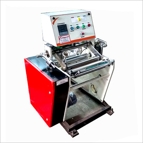 Kitchen Foil Rewinder Machine