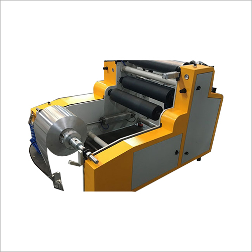 Automatic House Foil Rewinder Machine