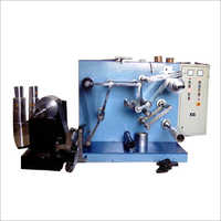 Doctoring Slitting Rewinder Machine