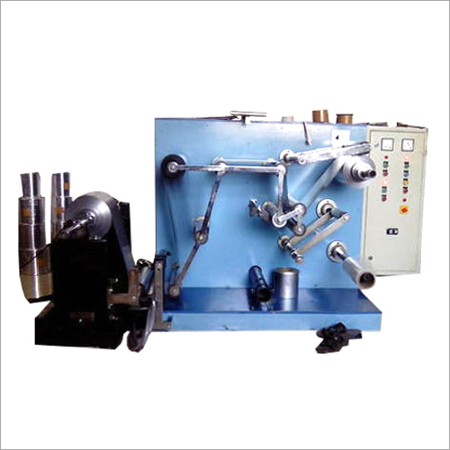 Winder Rewinder Machine for Batch Printing