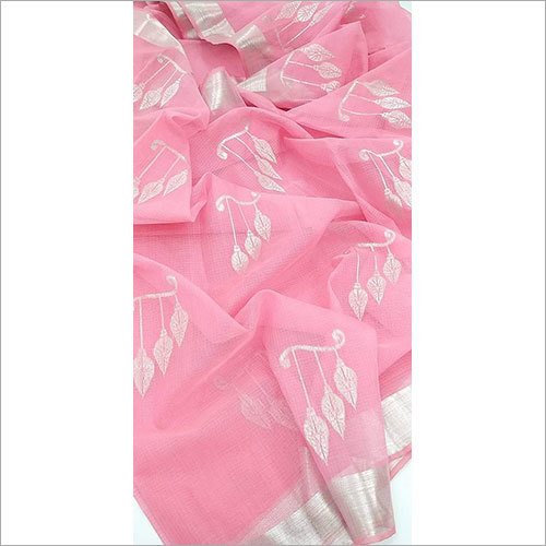 Pure Kota Silk Zari Saree