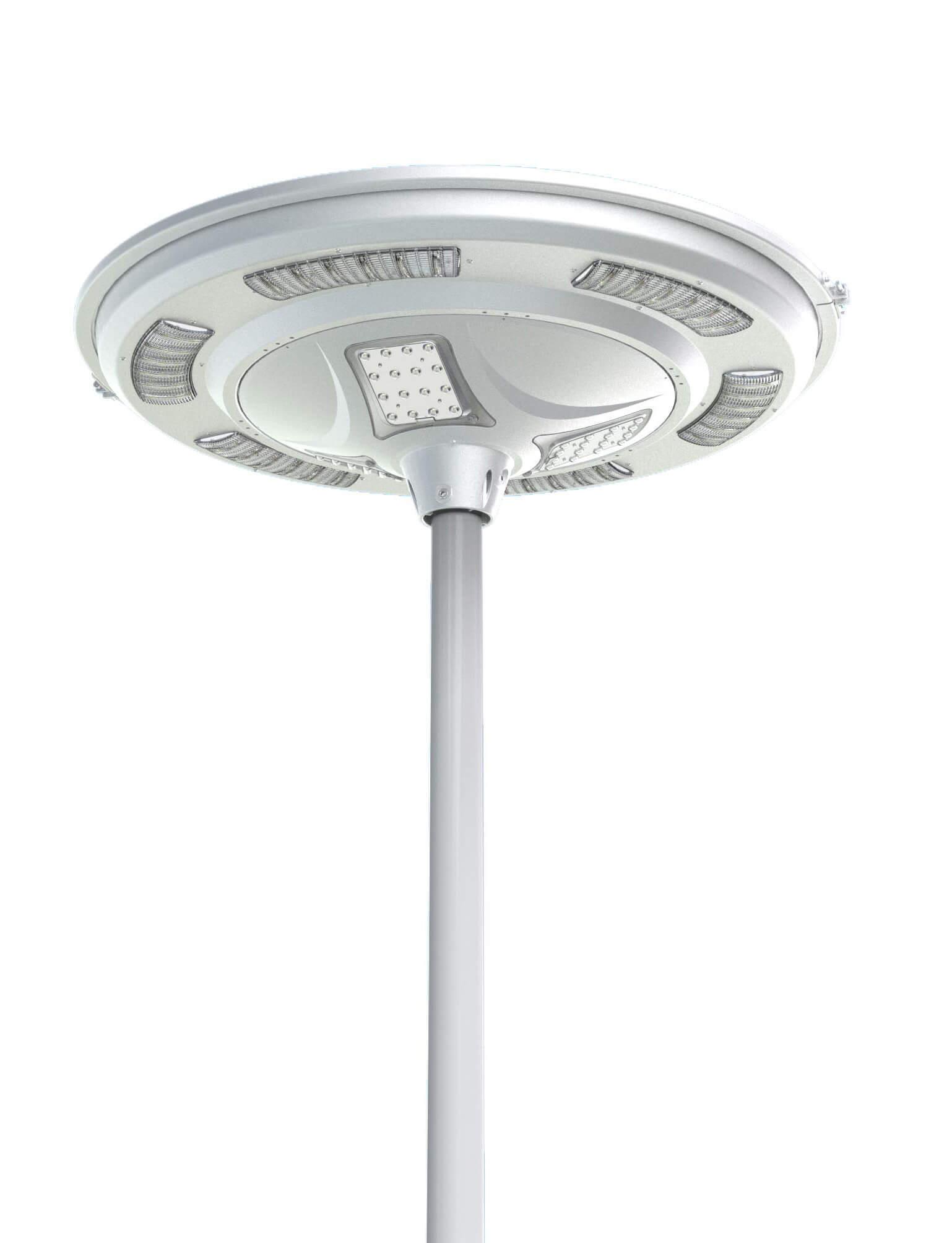 Solar Plaza Light