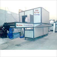 UV 3D Angel Curing Machine