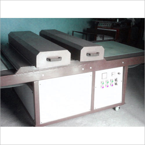 Manual UV Curing Machine