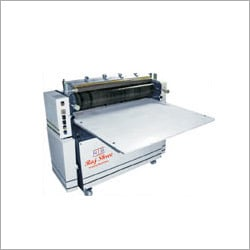Online UV Coater Machine