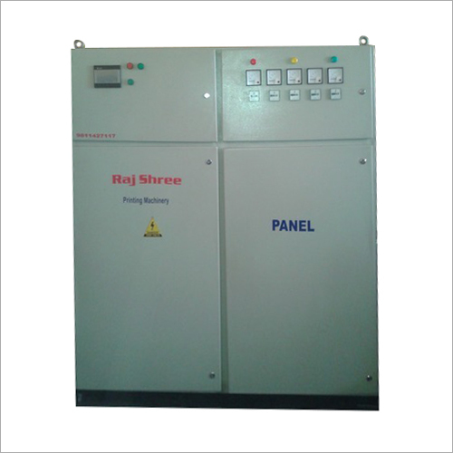 UV Interdeck Machine Panel