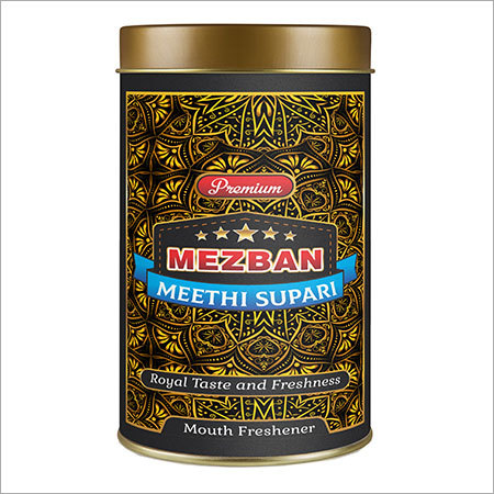 Mezban Mouth Freshener Tin