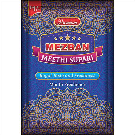 Mouth Freshner MEZBAN