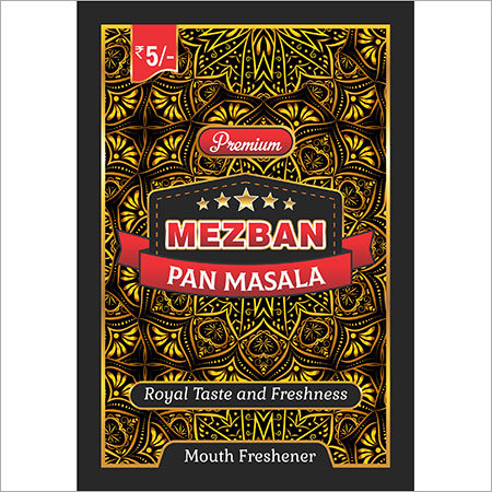 Mouth Freshener MEZBAN 1