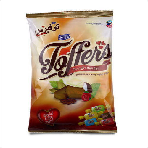 Flavored Toffee