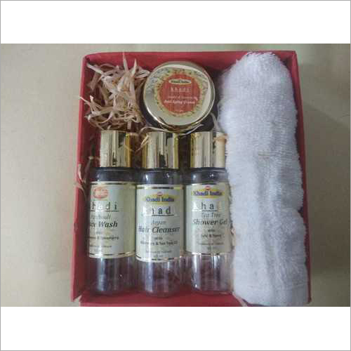 Herbal Khadi Cosmetic Kitt