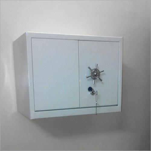 Wall Mounted Steel Cabinet