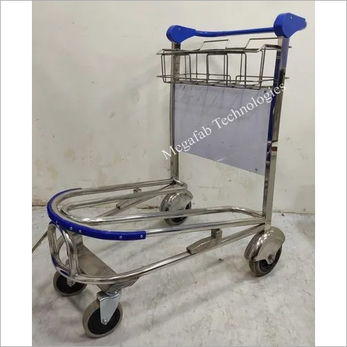 Airport Trolley With Brake