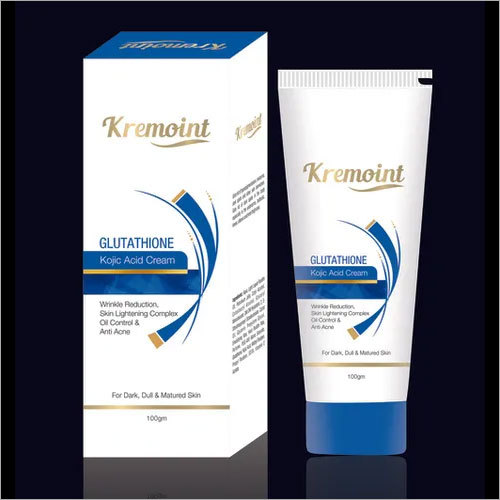 Skin Lightening Cream ( Glutathione + Kojic Acid )