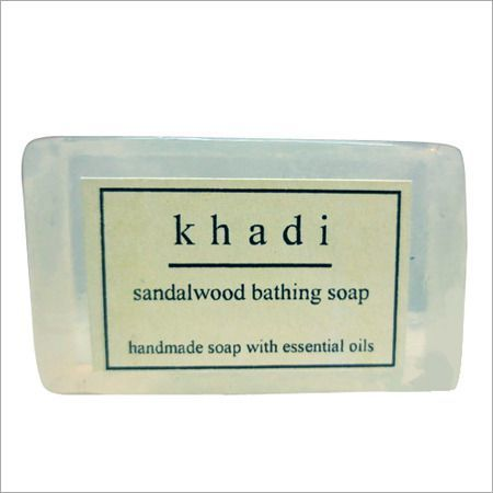 Khadi Sandelwood Soap