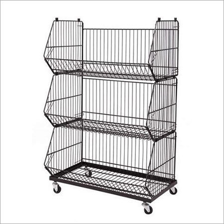 Stackable MS Basket