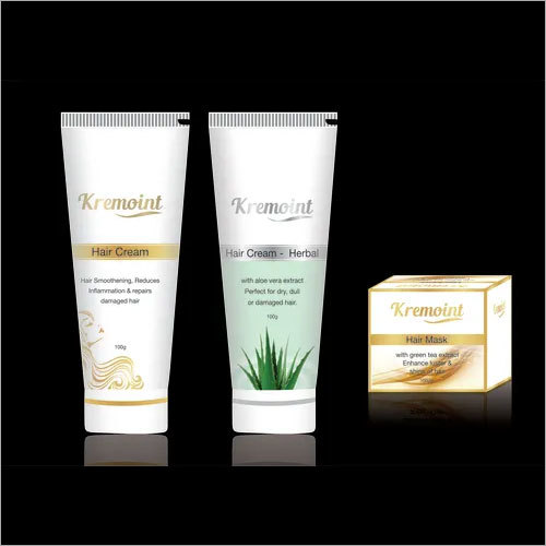 Hair Cream, Hair Mask