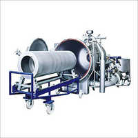 Beam Dyeing Machine