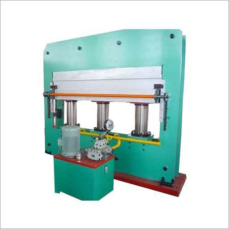 Vulcanizing Machine Hydraulic Press