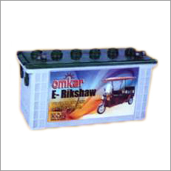 90AH E-Rickshaw Tubular Battery